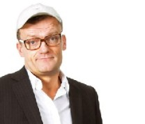 Standup - Frank Hvam - Elmerdahl.dk
