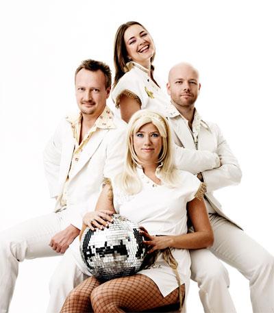 Abba Revival Band - Elmerdahl.dk