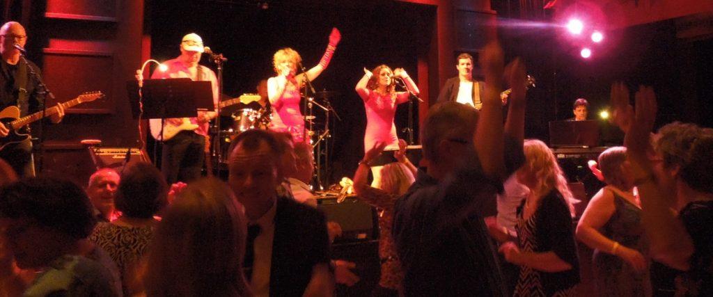 Crazy Diamonds - Partyband - Elmerdahl.dk