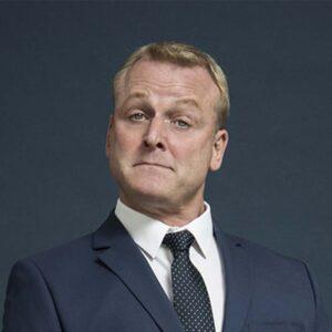 Jan Gintberg - komiker - standup - Elmerdahl.dk