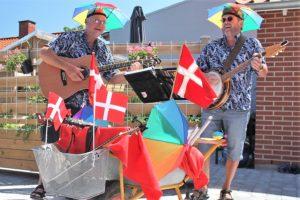 Løven og Hulken -Musik til festen - Skotsk og irsk - Elmerdahl.dk