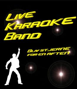 Live Karaoke Band - karaokemusik til festen - Elmerdahl.dk